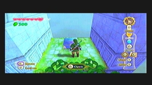 Skyward Sword Thunderhead Chest