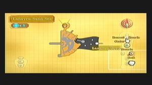 Skyward Sword Lanayru Sand Sea Cube