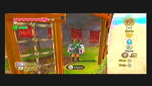 Skyward Sword Deep Woods Goddess Cube