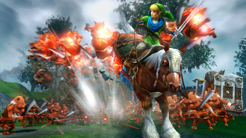 Hyrule Warriors Master Quest DLC - Epona