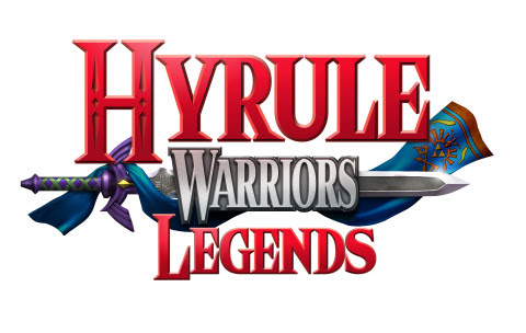 Hyrule Warriors Legends Logo