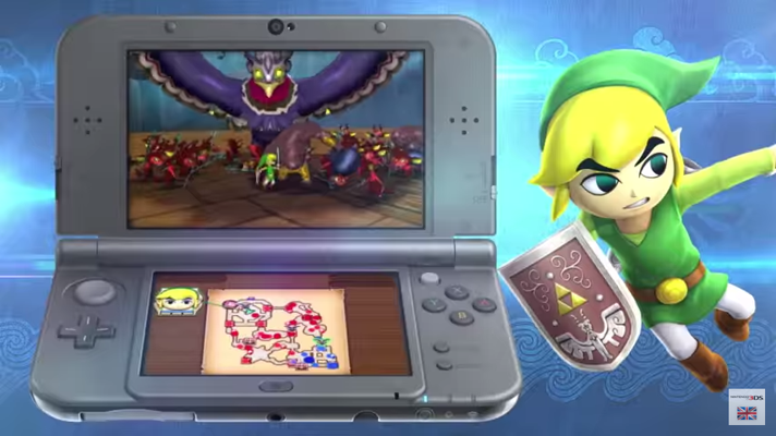 Hyrule Warriors Legends TGS15 Trailer