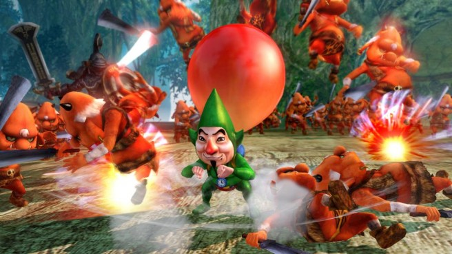 Hyrule Warriors Tingle