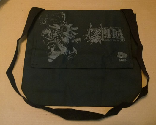Majora's Mask Messenger Bag