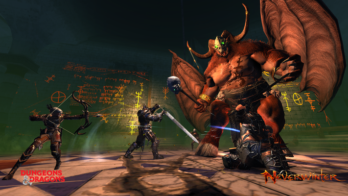 Neverwinter PS4 Screenshot