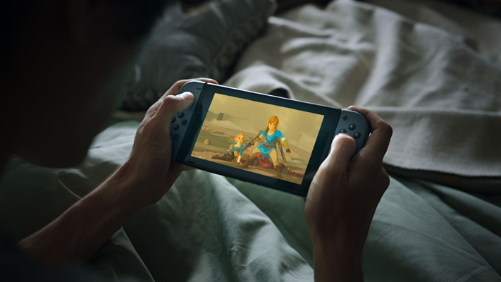 Breath of the Wild Featured in First Ever Super Bowl Nintendo Ad