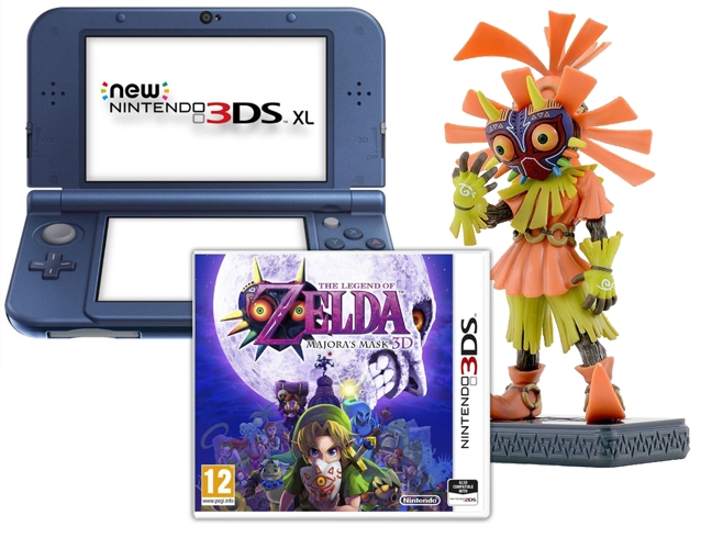 Skull Kid Figurine