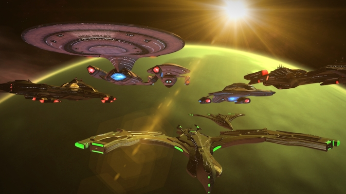Star Trek Online Tom Screenshot