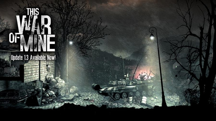 This War of Mine Update 1.3 Introduces Scenario and Character Editors