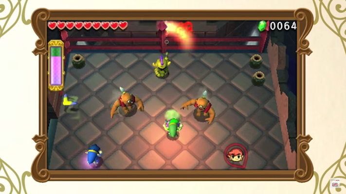 Tri Force Heroes EGX 2015 Reactions