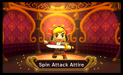 Tri Force Heroes to Feature Costumes Based on Zelda Universe Only