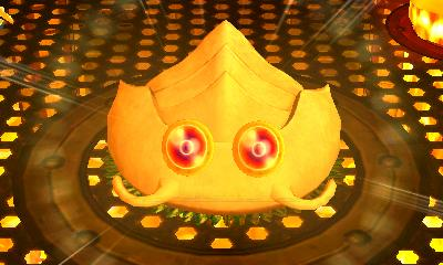 Spoiler: Volcano Area Boss From Tri Force Heroes