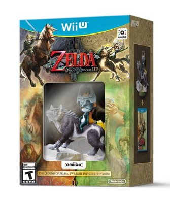 Twilight Princess HD bundle