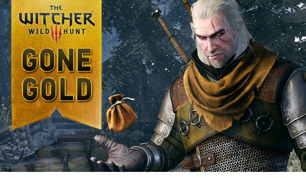 The Witcher 3 Has Gone Gold