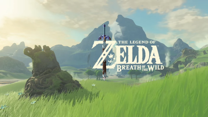 Zelda Wii U to be Known as The Legend of Zelda: Breath of the Wild