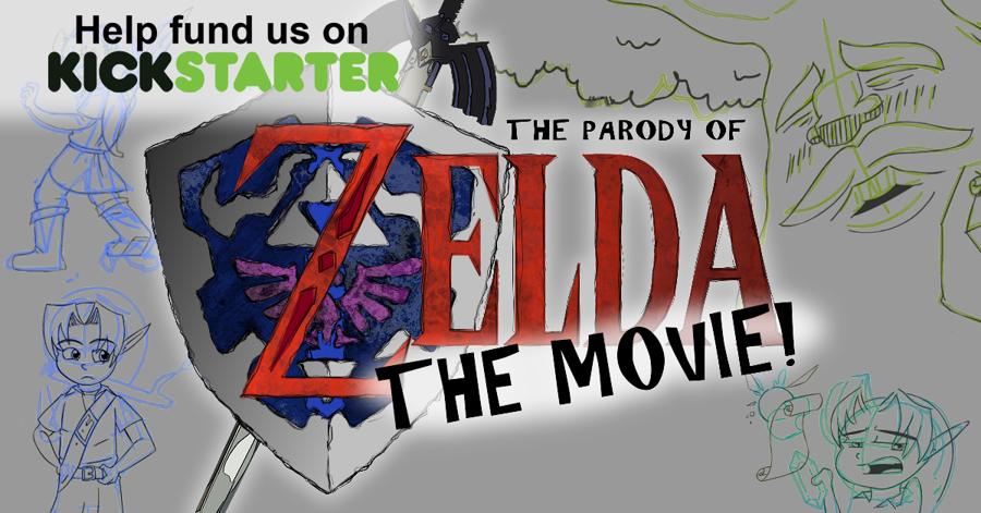 Zelda Parody Movie